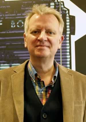 Adrian Mills, Director, Business & Operations, BBC England